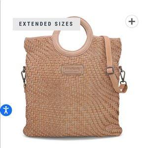 NWT Bed Stu Adele Handbag in Old Rose DD X